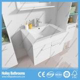 Hot LED Light Touch commutateur haute brillance de la peinture Miroir salle de bains Cabinet-B802D