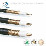 Гибкий кабель фидера 50ohm DIN7/16 1/2 супер