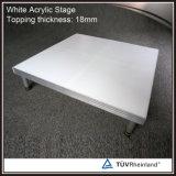 Étape portative utilisée par aluminium extérieur à vendre