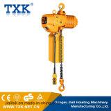Alzamiento de cadena eléctrico de la oferta 500kg de Txk con el Ce del gancho de leva certificado