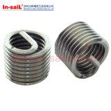 M12 de Tussenvoegsels van de Draad van de Draad van het Roestvrij staal voor Aluminium