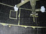 Pijp van de nevel van de Glasvezel van de schuring de Bestand met de Kopbal van de Nevel