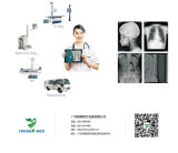 Alambre médico de la máquina de radiografía Ysdr-Gos y pantalla plana sin hilos de la radiografía
