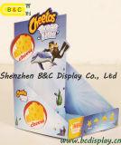 Pequeña caja de presentación de papel de los almacenes especiales, caja de presentación contraria de PDQ, PDQ (B&C-D060)