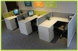 사무용 가구 유형과 상업적인 가구 일반 용도 열려있는 사무실 모듈 워크 스테이션 칸막이실 Desking 시스템 가구