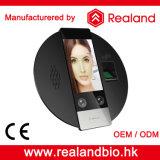 Système facial de service de temps d'identification d'empreinte digitale de Realand