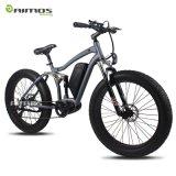 bicicleta eléctrica del neumático gordo 26inch con el motor inestable