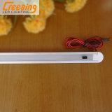 Lámpara inteligente de la inducción LED del barrido de la mano de la alta calidad