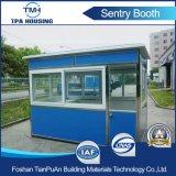 Niedrige Kosten-vorfabrizierter Wache-Kasten-Kiosk hergestellt in China