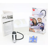 Prothèses auditives bleues de dent de Bte de zoom d'oreille d'écouteur de Bluetooth