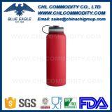 Matraz hidráulico modificado para requisitos particulares boca ancha de la venta al por mayor de la insignia con la tapa