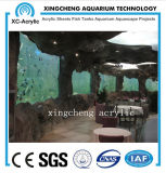 Het aangepaste Transparante Project van het Restaurant van het Aquarium