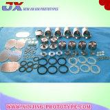 CNC dell'OEM di basso costo che elabora l'ottone delle parti/acciaio inossidabile/alluminio/metallo/plastica