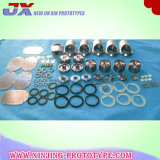 Peças de processamento de CNC de baixo custo OEM Brass / Stainless Steel / Aluminium / Metal / Plastic