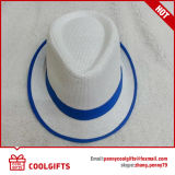 Sombrero de paja de papel básico del sombrero flexible con el estilo colorido (CG200)
