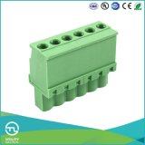 Ce van de Schroef UL (van 5.08) van de Draad van de Hoogte Ma2.5/V5.0 van de adapter van de Schakelaars Plastic van de EindBlokken van de Kabel PCB van de Schakelaars