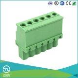 Ma2.5/V5.0 (5.08) Schakelaars van de Kabel van de EindBlokken van de Schakelaars van de Draad Plastic