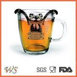 Чай Infuser свободных листьев фильтра чая стрейнера чая формы лягушки Ws-If011 для чашки кружки