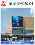 Precio bajo y visualización de pantalla a todo color al aire libre de la alta calidad HD P6 LED