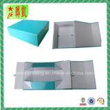 Rectángulo de papel de la cartulina plegable especial de la dimensión de una variable para el regalo