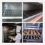 カスタマイズされるを用いる卸し売りデッキのオーブンか贅沢な6つの皿のガスのベーキングオーブン