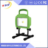 Verde portatile 10With35With45W LED ricaricabile Worklight