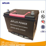 Высокий CCA отсутствие батарей автомобиля 65D26L хранения обслуживания Ns70 12V65ah