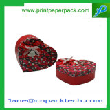 OEM Valentine's Day Paper Gift Box Heart-Shaped Box