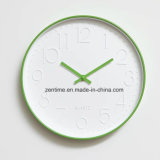 Horloge de mur promotionnelle simple de vente chaude de Fashinable