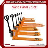 1.5-5.0ton T 표준 유압 수동 손 깔판 트럭