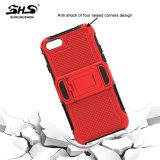 Projeto novo 3 de Shs em 1 caixa combinado do telefone móvel para o iPhone