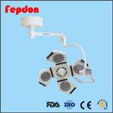 Lámpara aprobada de la operación de la ISO del techo para el hospital (YD02-4+4LED)