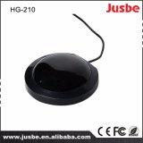 Hg-210 2.0MHz u. 6.8MHz IR drahtloser Mikrofon-Infrarot-Infrarotfühler