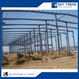 Costruzione prefabbricata industriale del metallo della costruzione