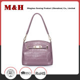 Signora poco costosa Designer Leather Handbags del ribattino della trapunta di Pricediamond della fabbrica