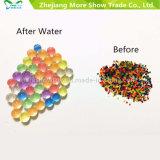 Grosses Größen-Wasser bördelt Kristallschmutz für PflanzenOrbeez Kugel-Ausgangsdekoration-Gel-Kugeln