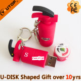 Bastone del regalo del PVC del USB su ordinazione dell'estintore/combattimento (YT-6662)