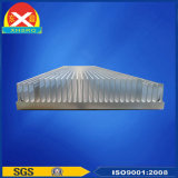 Алюминий Skive Heatsink ребра для радиотехнических аппаратур с ISO9001: 2008 аттестовал
