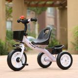 Il triciclo di vendita superiore di Trike del bambino dei bambini scherza il triciclo con la barra di spinta