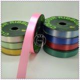 Maunfacture de plástico de colores iridiscentes del rollo de cinta, cinta de plástico Rolls