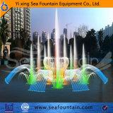 Fonte de flutuação do lago profissional nozzle da música 3D do projeto do desenhador
