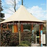 Al aire libre marco de metal de lujo tienda de campaña Glamping para la venta desde China