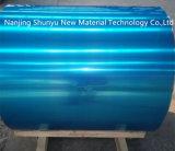 La bobine en acier galvanisée par IMMERSION, colorent la bobine en acier galvanisée enduite d'une première couche de peinture enduite