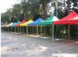 Gazebo utilisé par jardin personnalisé, pavillon en aluminium de bâti, Gazebo de patio de tissu