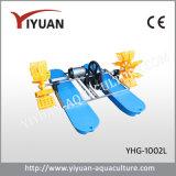 Nuevo aerador de la rueda de paleta de la eficacia alta 0.75kw del diseño de Yhg-1002L