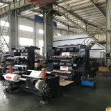 Prijs Twee van de Fabriek van de hoge snelheid de Machine van de Druk van Flexo van de Kleur