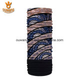 多機能の卸し売り羊毛のスカーフのバンダナの習慣