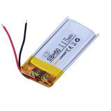 Substituição 3.7V 115mAh Li-Polymer Li-ion Battery for Sony Sbh50 Bluetooth Headset