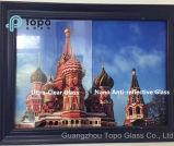 3mm-12mm Nano Anti-Reflective Glass / Ar Bouwglas (AR-TP)