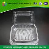 Contenitore trasparente a gettare di imballaggio per alimenti per frutta